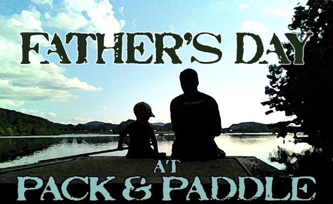 Father's Day Gift Guide Pack & Paddle