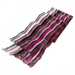 Longview Scarf by SmartWool? - Wine Heather