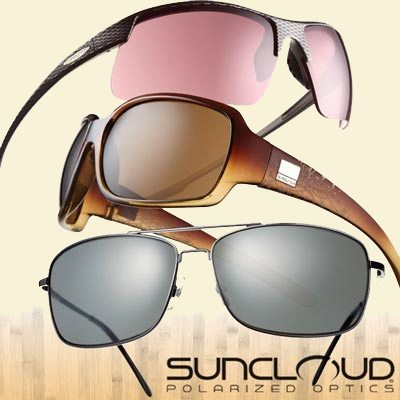 Suncloud Sunglasses Pack & Paddle
